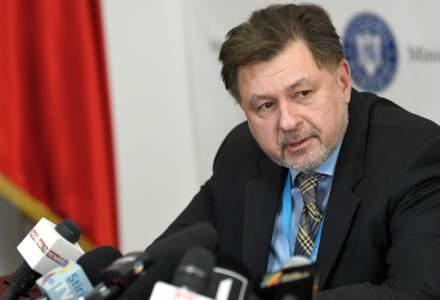 Alexandru Rafila, OMS: În septembrie, am înregistrat o creștere de 20% a cazurilor