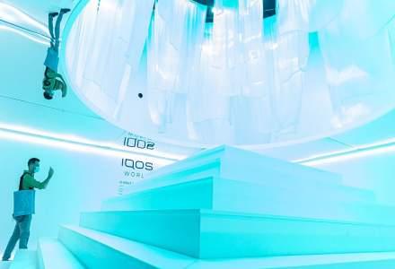 (P) IQOS World și expoziția Design Flags, de la Qreator by IQOS, două dintre principalele atracții din cadrul Romanian Design Week