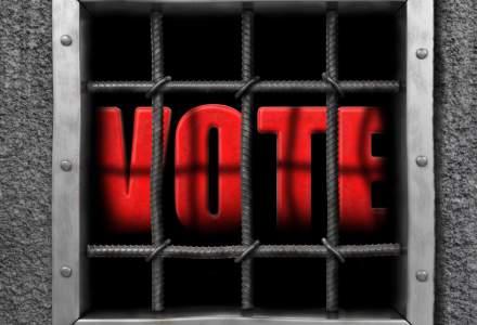 Alegeri locale 2020: 31 de deținuți dintr-un penitenciar din România vor putea vota