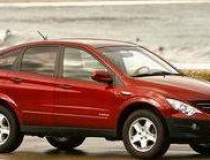 SUV-ul SsangYong Actyon costa...