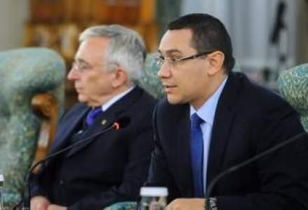 Victor Ponta, Daniel Chitoiu si conducerea ASF: intalnire de gradul zero cu Mugur Isarescu