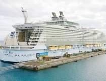 FOTO: Cel mai mare vas de...