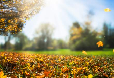 ANM: Cum va fi vremea în luna octombrie