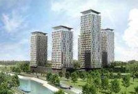 Doar 15 proiecte rezidentiale din cele 25 lansate in 2008 mai sunt inca pe piata