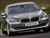 Noua generatie BMW Seria 5 ar...