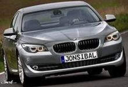 Noua generatie BMW Seria 5 ar putea fi lansata in 2011