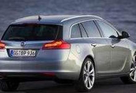 Opel Insignia Sports Tourer ajunge in vara in Romania