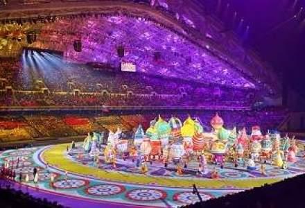 Ceremonia de deschidere a JO a fost urmarita de 3 mld. de telespectatori