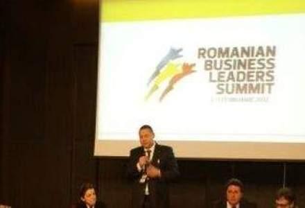 """Incepe summit-ul business-ului romanesc. Dragos Anastasiu: """"RBLS este goarna mediului curat de business"""""""
