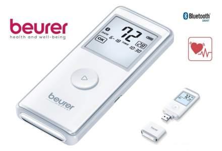 (P) Ce este și cum poți să îți faci propria verificare EKG cu un ECG monitor 1 channel Bluetooth?