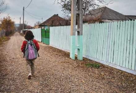 Cum s-ar putea face mai bine școala la sat când unu din opt copii merge flămând la ore?