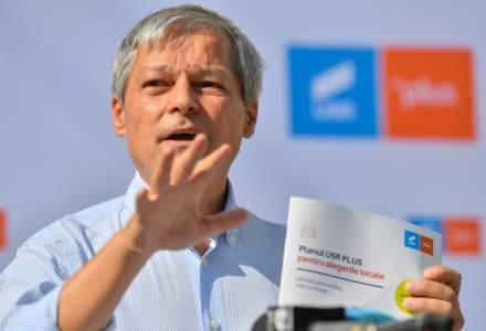 """Dacian Cioloș refuză """"târguielile"""" pentru o guvernare cu liberalii"""