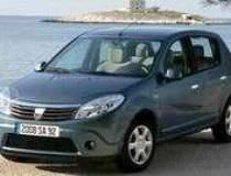 Dacia a lansat Sandero pe GPL...