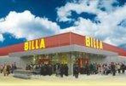 Billa Romania, interesata de achizitii pe timp de criza