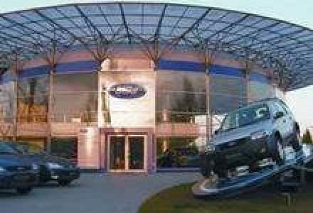 Romcar colaboreaza cu NBG Leasing pentru finantarea gamei Ford