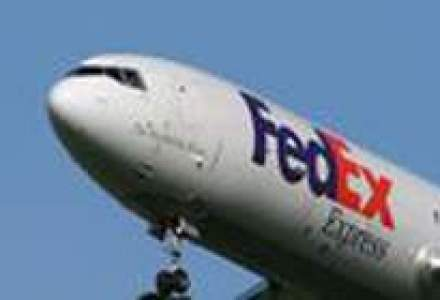 FedEx, profit in scadere cu 75% in 2008