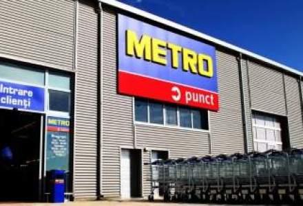 Vanzarile Metro in Europa de Est au scazut cu peste 10% in ultimele trei luni din 2013