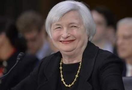 Janet Yellen, noua sefa a FED: Recuperarea pietei muncii este prioritara
