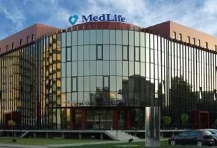 MedLife deschide hyperclinici in 4 orase mari si estimeaza afaceri de 83 mil.euro