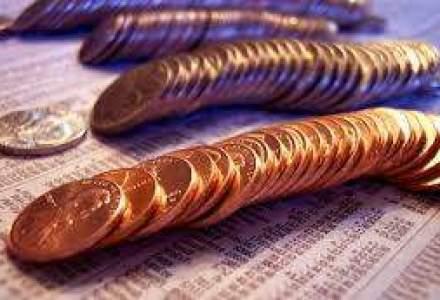 Deficitul contului curent a scazut cu 74%, la 1,5 miliarde euro