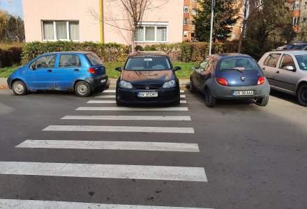 Analiză: Câte locuri de parcare publice sunt pentru cele 8 milioane de mașini înmatriculate în România