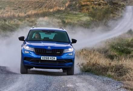 Top 10 cele mai vândute SUV-uri mari în România