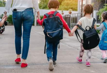 Elevii din București au scăpat de cursurile de luni cu ocazia Zilei Mondiale a Educației
