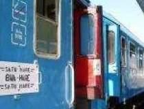 CFR a anulat 200 de trenuri...