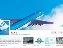 Clientii KLM pot plati...