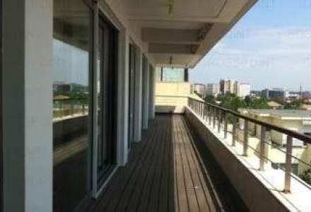 Cele mai scumpe apartamente de lux: un penthouse din Bucuresti, 2 milioane euro
