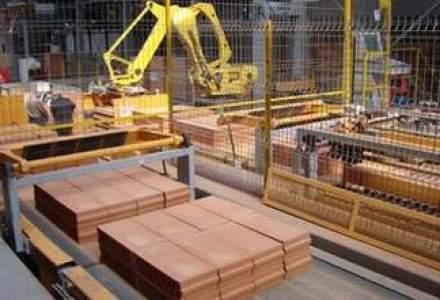 Cemacon, in 2013: pierderile s-au redus cu 70%, iar afacerile au crescut cu 38%. Ce planuri are producatorul de caramizi in 2014