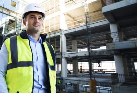 Antreprenorul care a pornit în construcții cu două lopeți și o roabă și după 15 ani a ajuns la afaceri de 36 mil. euro