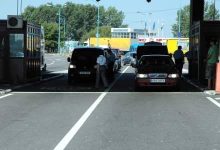 Zeci de migranți au încercat să treacă ilegal granița dintre Ungaria și România