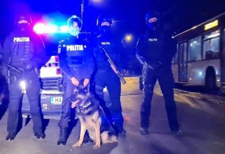 Polițiștii din Capitală înăspresc acțiunile de verificare a respectării măsurilor pentru COVID-19