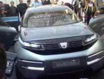 Conceptul Dacia Duster a fost...