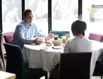 Pranz cu unul dintre putinii...