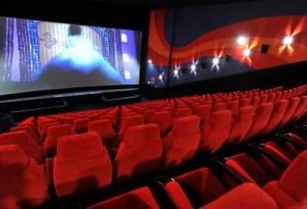 Tot mai multi romani merg la cinematograf. Numarul lor a crescut cu 13,8%