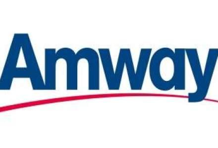 Oxygen PR comunica pentru Amway in Romania si Bulgaria