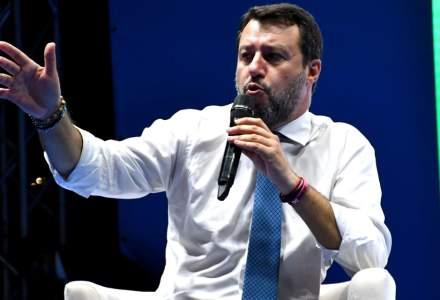 Italia elimină legea contra imigraţiei ilegale promovată de Matteo Salvini