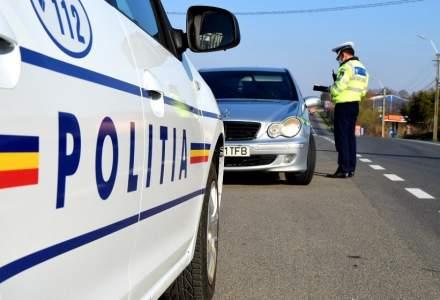 Șoferii din România au primit peste 200.000 de amenzi într-o singură lună