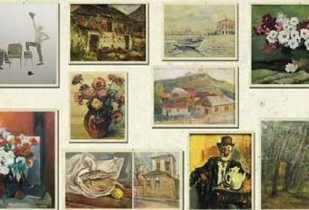 Cine a vandut un tablou al artistului Andy Warhol pentru 580.000 dolari