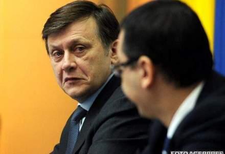 Victor Ponta, dupa intalnirea USL: Inca nu ne-am inteles. Antonescu: Premierul trebuie sa ia decizia!
