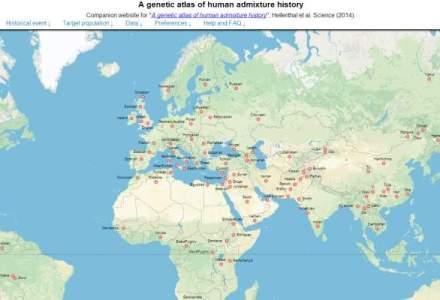 A fost creata prima HARTA GENETICA a lumii. Cu ce popoare se inrudesc romanii