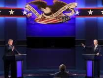 Joe Biden, avans în sondaje...