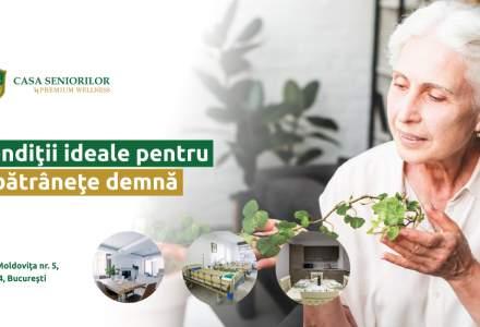 (P) Casa Seniorilor by Premium Wellness – cel mai mare centru de îngrijire pentru seniori din Sudul Capitalei