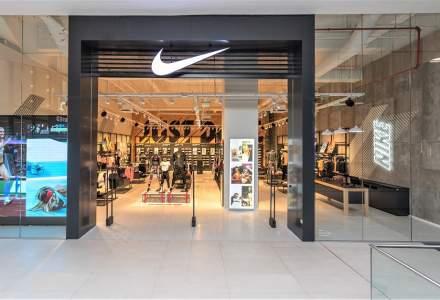 S-a deschis un nou magazin Nike în România