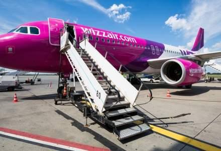 Wizz Air anunţă reduceri de 30% pentru anumite zboruri
