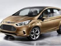 Ford opreste productia B-Max...