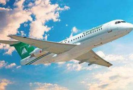 "Carpatair ia masuri: suspendarea biletelor de avion prin BSP, o ,,masura disproportionata"""