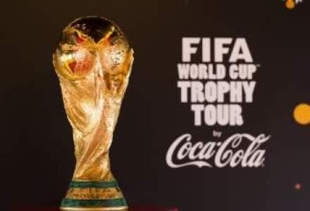 Coca-Cola aduce trofeul Cupei Mondiale FIFA in Romania